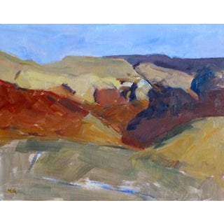 Ghost Ranch Oil on Panel