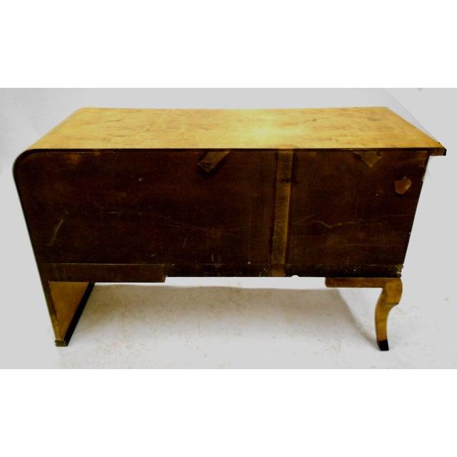 Danish Art Deco Vanity Cabinet - Image 8 of 8