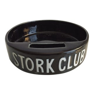 Black Storm Club Ash Tray