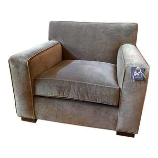 Gold+Bob Velvet Jean Luc Chair