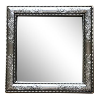 Sterling Silver Square Photo Frame
