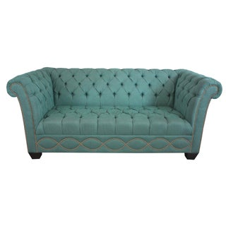 Kim Salmela Custom Chesterfield Sofa