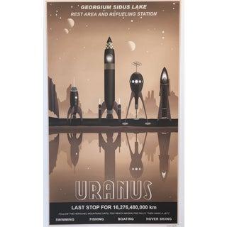 Travel to Uranus, Steve Thomas