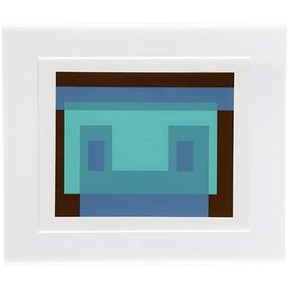 "Josef Albers ""Portfolio 2, Folder 9, Image 1"" Print"