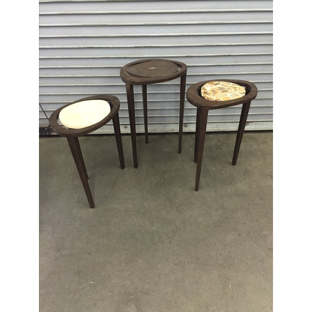 R&Y Augousti Nesting Tables - Set of 3 - Image 3 of 7