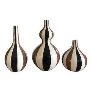 Jonathan Adler Vases - Set of 3