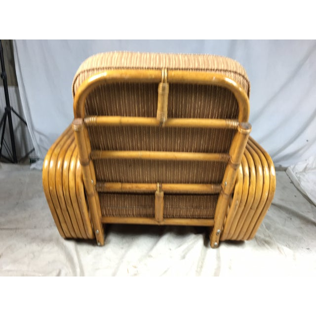 Paul Frankl for Kane Kraft Rattan Chairs - A Pair - Image 5 of 7