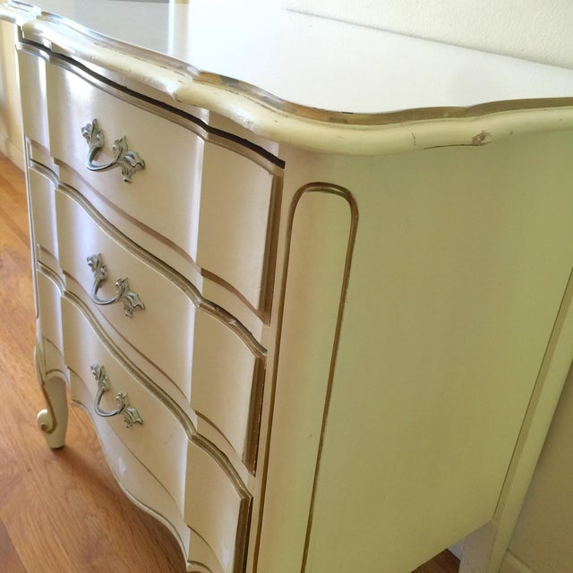 Image of Hollywood Regency Nightstands- a Pair