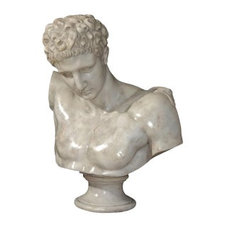 Marble Bust of Hermes