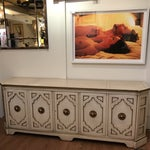 Image of Hollywood Regency Sideboard