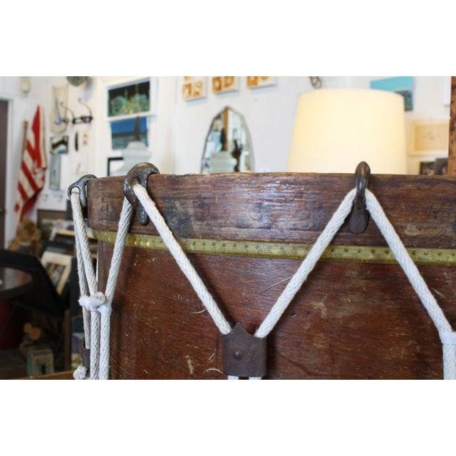 Image of Vintage Rope Tension Drum