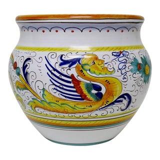 Italian Ceramic Cachepot