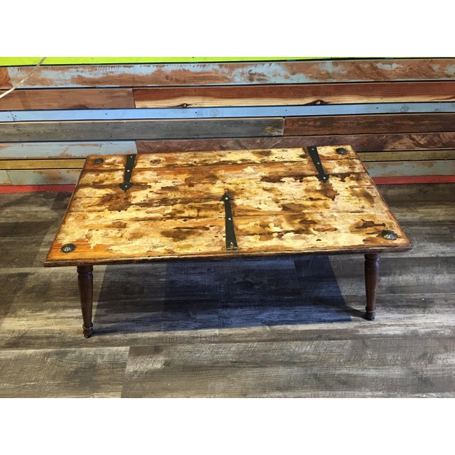 Image of Steampunk Coffee Table