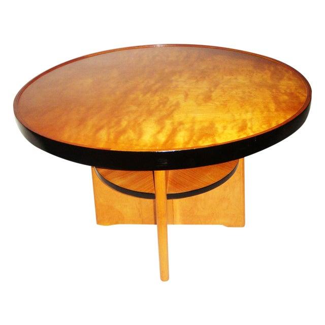 Swedish Art Deco Coffee Table - Image 1 of 5