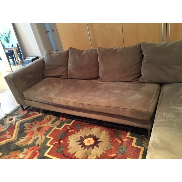 Image of Maurice Villency Sectional