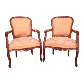 1950's Louis XVI chairs