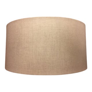 Tailor Made Linen Lamp Shade