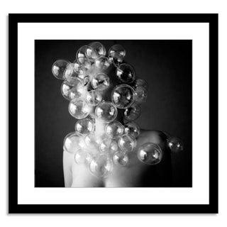 """""""Bubble Face,"""" Photograph by Emmanuelle Brisson"""