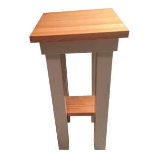 Williams Sonoma Butcher Block Stand