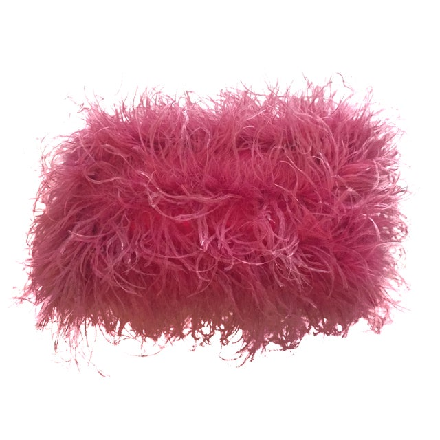 Maison De Vacances Calypso Ostrich Feather Pillow - Image 1 of 4