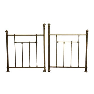 Brass Twin Day Bed Frame