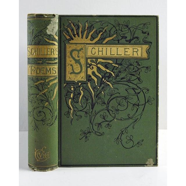 Poems & Ballads of Schiller, 1880 - Image 3 of 6