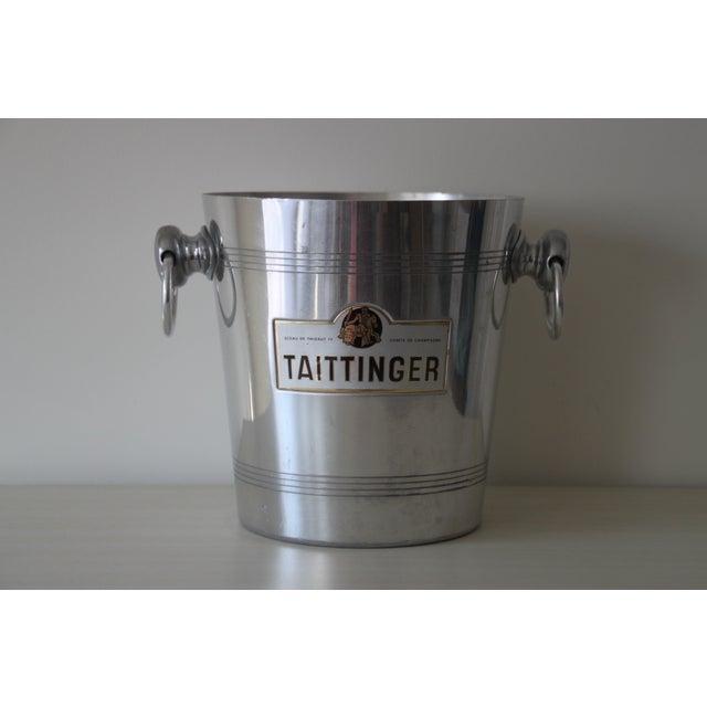 Image of Taittinger French Champagne Bucket