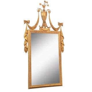 Elegant Regency Style Mirror