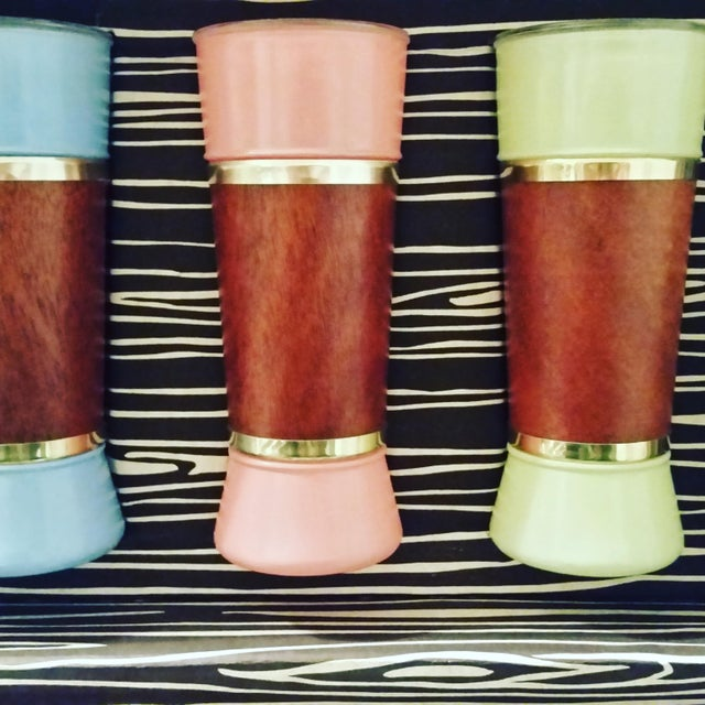 Image of MCM Siesta Ware Glasses in Box