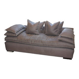 Verellen Maxim Sofa in Elephant Gray