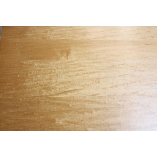 Paul McCobb Maple Extendable Dining Table - Image 5 of 11