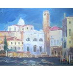 Image of Painting of Venice by Murat Kaboulov