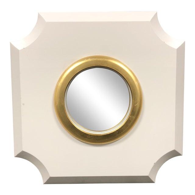 Palecek Andaz White Mirror - Image 1 of 7