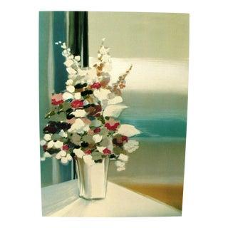 P. G. Langlois 'Bouquet Horizon' Lithograph