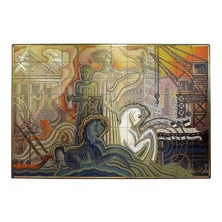 Joseph Roelants for Gilliot & Cie 1948