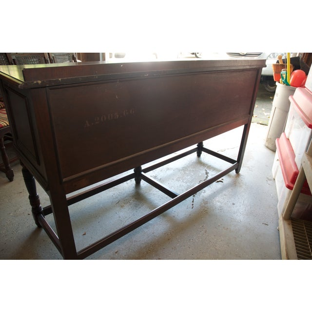 Paine Furniture Company Vintage Sideboard - Image 4 of 10