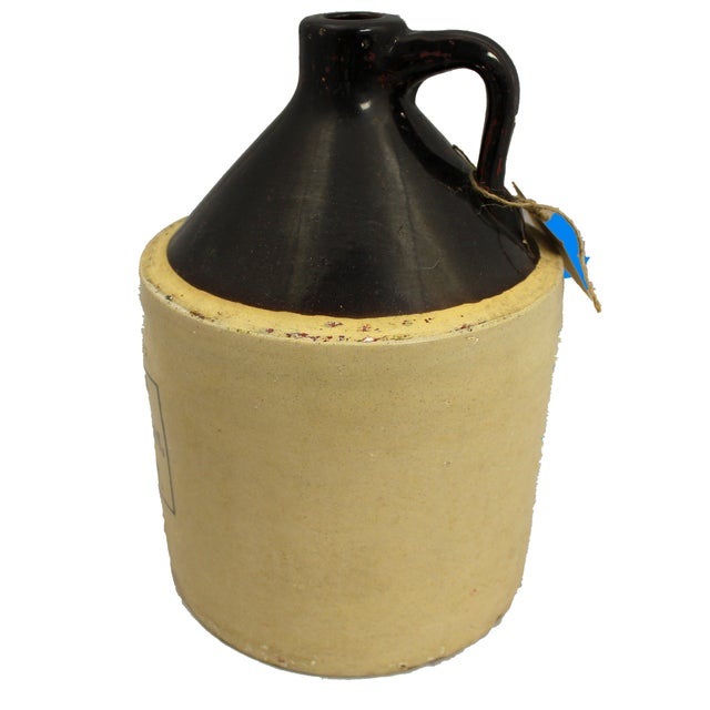 Country Chic Ceramic Jacobson Whiskey Jug - Image 3 of 4