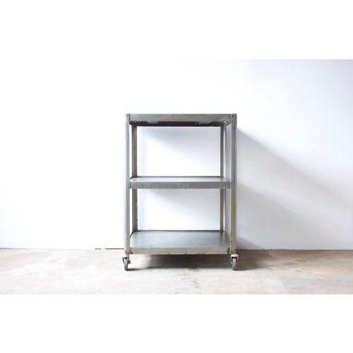 Industrial Metal Rolling Cart - Image 2 of 5