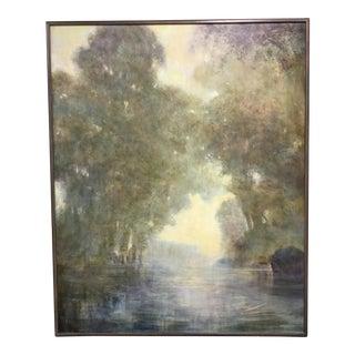 Original Oil Painting by Dan Taylor