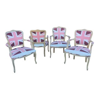 Union Jack Dining Room Chairs