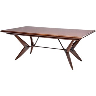 Bill Sofield for McGuire Baton Dining Table