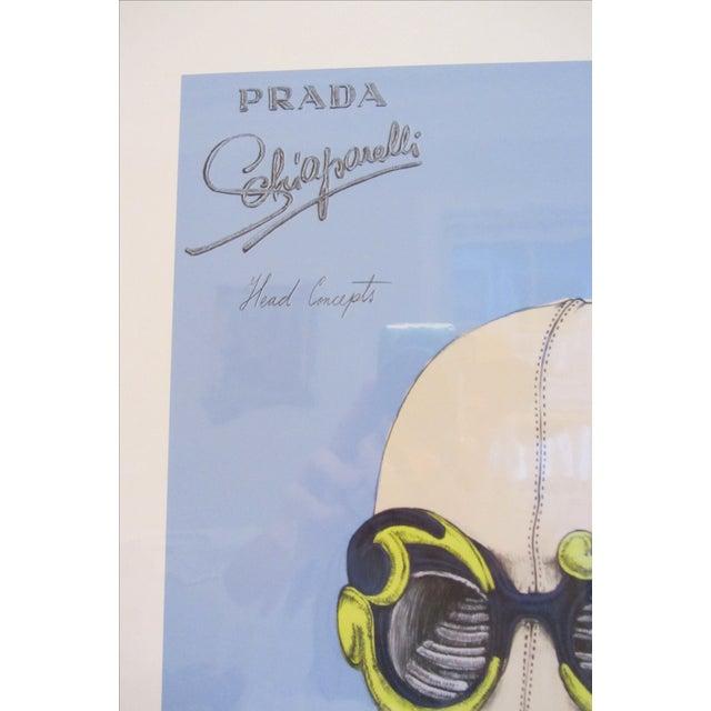 "Prada ""Head Concepts"" Museum Prints - Set of 9 - Image 6 of 11"