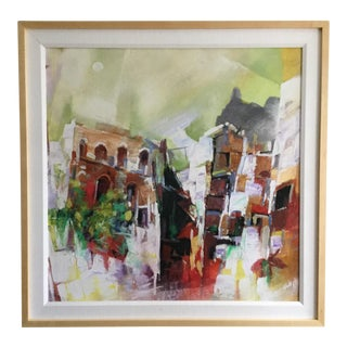 Contemporary Abstract Oil Painting