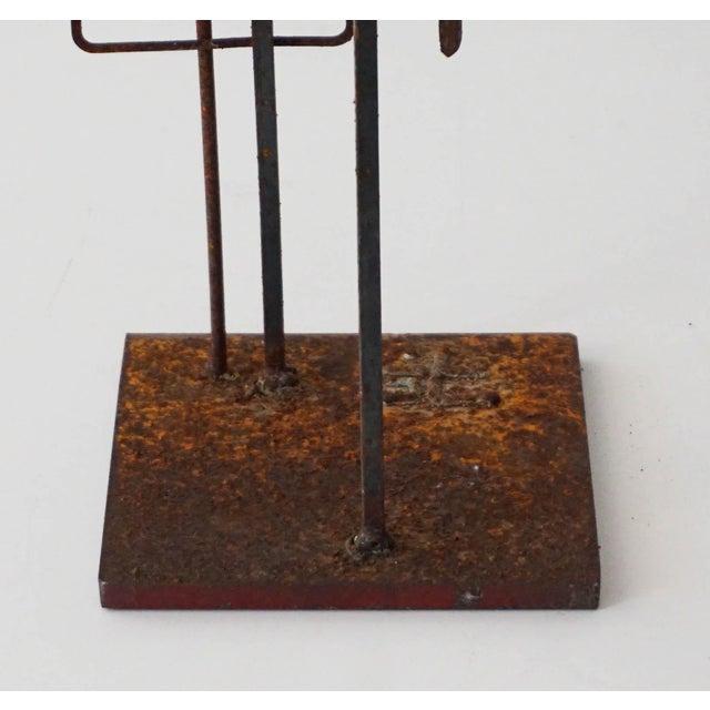 Frank Cota Brutalist Sculpture - Image 7 of 7
