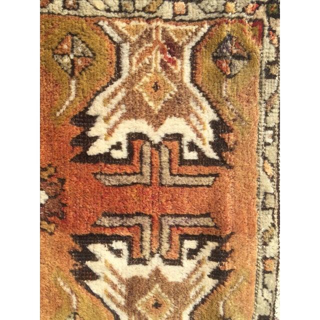 Image of Vintage Anatolian Turkish Rug - 1′8″ × 3′4″