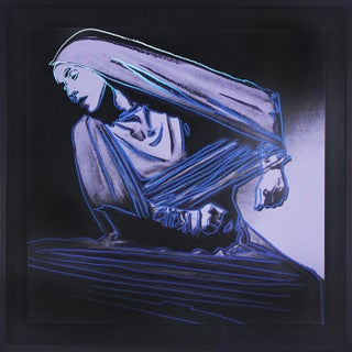Lamentation by Andy Warhol #388 – Signed