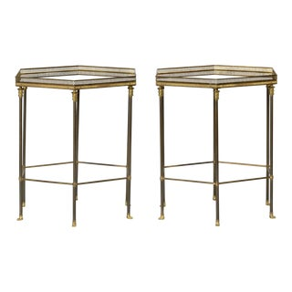Maison Charles Side Tables - A Pair