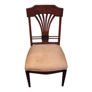 Russian Fan Back Chair