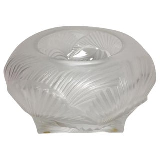 Lalique Hutan Decorative Bowl