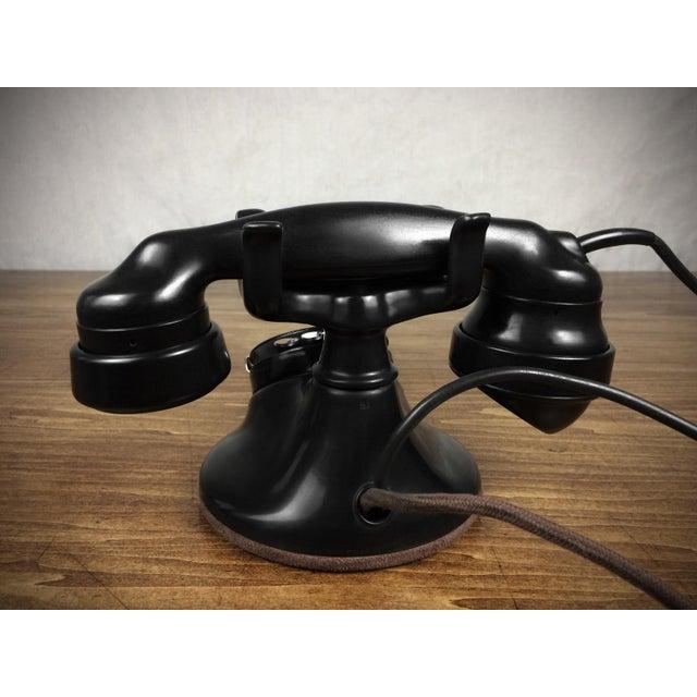 1920s Western Electric Model 102 Refurbished Working Telephone - Image 4 of 4